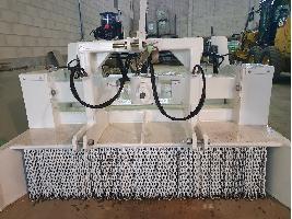Trituradora de piedras WH2x400 de Pierres&Cailloux Color Blanco Pierres & Cailloux