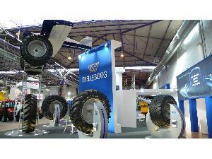 Trelleborg Wheel Systems en FIMA 2012