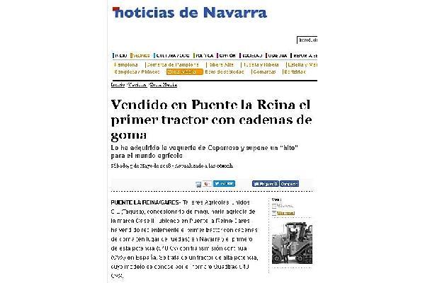 Tagusa en los medios