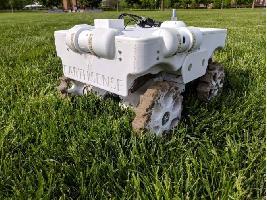 Robot para investigación agrícola