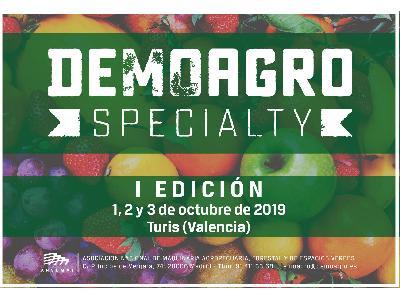 LLEGA DEMOAGRO SPECIALTY - 0