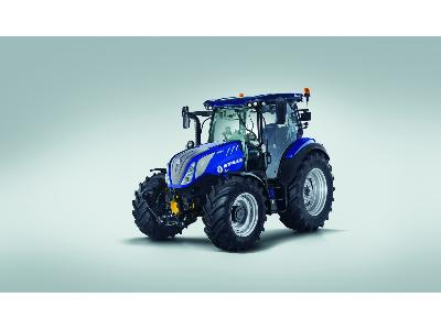 Nueva gama T5 Auto Command™ de New Holland Agriculture - 0