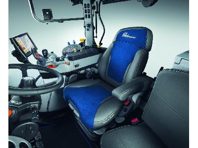 Nueva gama T5 Auto Command™ de New Holland Agriculture - 3