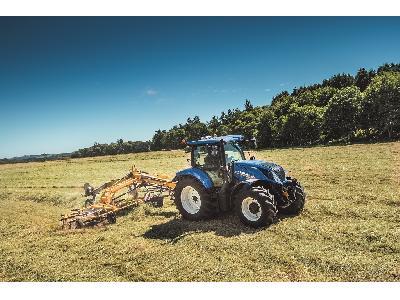 New Holland Agriculture amplía la reconocida Serie T6 - 1