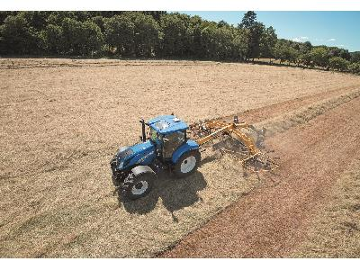 New Holland Agriculture amplía la reconocida Serie T6 - 2