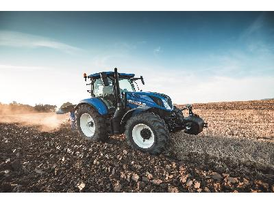 New Holland Agriculture amplía la reconocida Serie T6 - 3