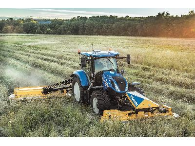New Holland Agriculture amplía la reconocida Serie T6 - 4