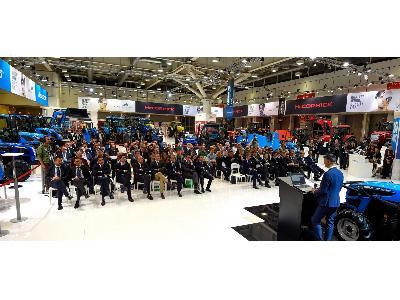 Eima Argo Tractors lanza el desafío para un desarrollo a nivel global - 0