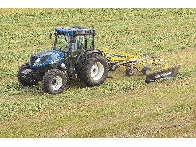 New Holland actualiza y amplía su oferta líder en el sector de tractores Especiales - 0