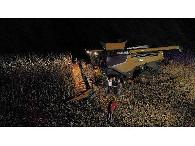 NEW WORLD CORN RECORDS WITH CLAAS - 1