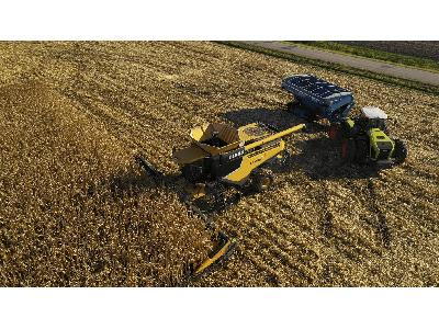 NEW WORLD CORN RECORDS WITH CLAAS - 4