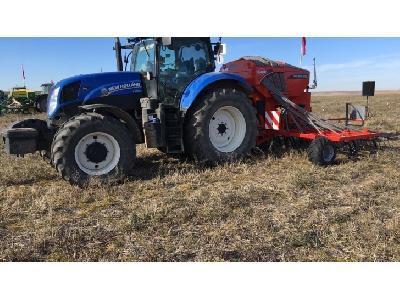 Aclaración sobre la matriculación de maquinaria agrícola - 0