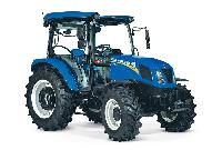 NEW HOLLAND T4S REVIEW