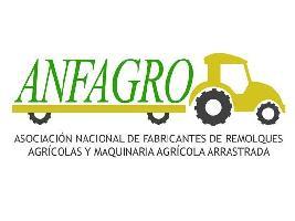 ANFAGRO, es la  ASOCIACIÓN NACIONAL DE FABRICANTES DE REMOLQUES AGRÍCOLA Y MAQUINARIA AGRÍCOLA ARRASTRADA