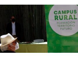 Arranca el primer curso académico en el que universidades públicas españolas implantarán el programa Campus Rural
