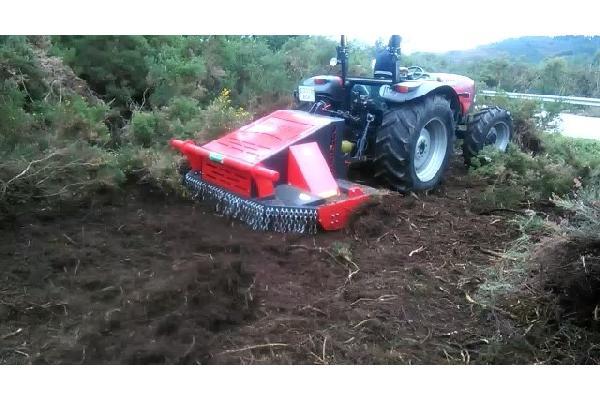Balance positivo del mercado de la maquinaria agrícola en 2019