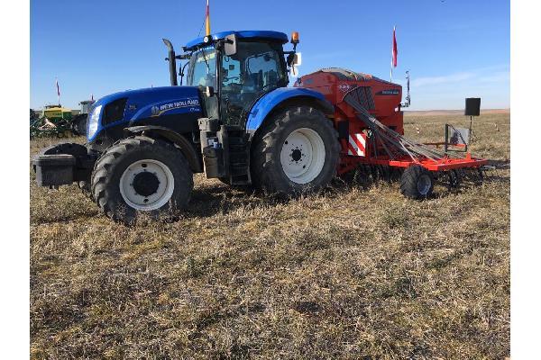 El Gobierno convoca las subvenciones destinadas a financiar avales por 3 millones de euros para la compra de maquinaria agrícola