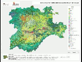 El ITACYL publica la versión definitiva de 2021 del Mapa de cultivos de Castilla y León
