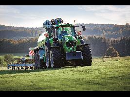EL NUEVO 8280 TTV. El tractor siempre conectado #AlwaysOnTractor