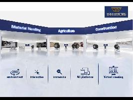 El nuevo Showroom Virtual de Trelleborg ofrece a los clientes una experiencia de 360º.