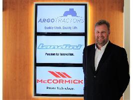 Heydenrych nombrado nuevo director de Argo Industrial Pty S.A.