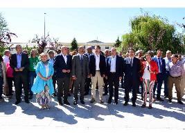 Inaguración de la Feria del Sector Agropecuario y la 31 Exposición Internacional de Ganado Puro, Salamaq 19