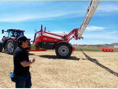 Kuhn volvió a ser referente en Demoagro gracias a su nueva máquina de siembra directa y a la web MyKUHN - 3