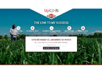 Kuhn volvió a ser referente en Demoagro gracias a su nueva máquina de siembra directa y a la web MyKUHN - 4