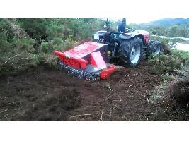 La venta de maquinaria agrícola nueva sube un 2,8% entre enero y julio respecto al pasado año