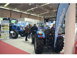 Landini afianza su imagen de tractor especialista con su presencia en Agrovid