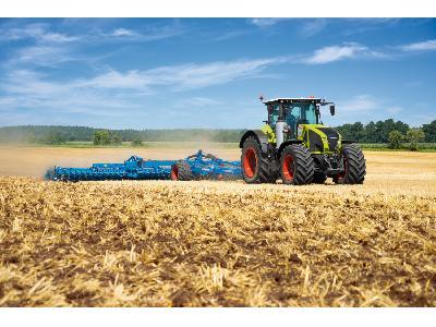 Las ventas de tractores nuevos crece un 25% en el primer trimestre de 2019 - 0