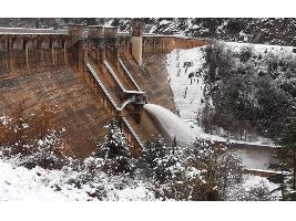 No todo son malas noticias: Filomena asegurará los envíos de agua desde la cabecera del Tajo al Segura hasta primavera