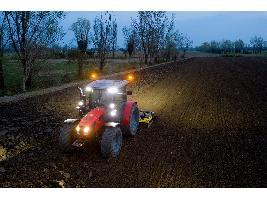 SAME presenta la última evolución de un tractor que ha hecho historia: el nuevo EXPLORER Fase V