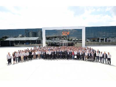 SDF inaugura nuevas líneas de producción en su fábrica de Turquía - 0