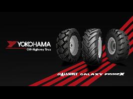 Yokohama Off-Highway Tires: Mantener al mínimo la carga sobre los clientes