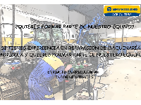 OFERTA DE EMPLEO: SERVICIO POSTVENTA