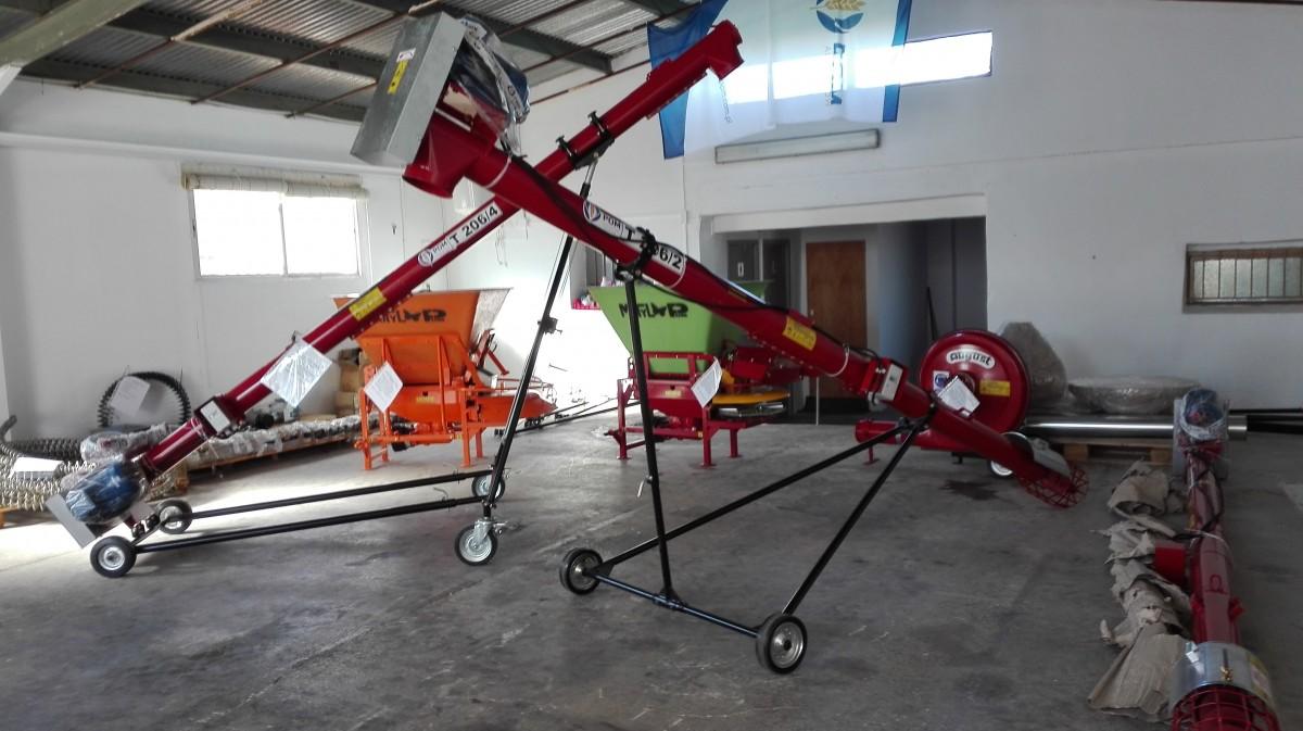 POM Augustow  24 t/h  6m Modelo T-206-2 - 6