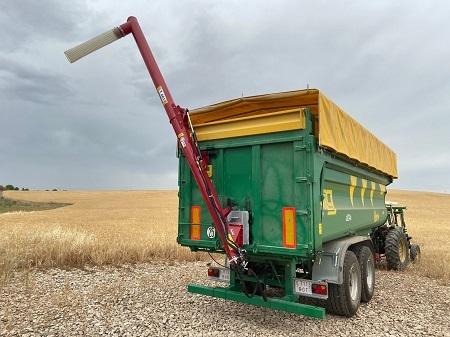 POM Augustow Sinfin para remolque 5,4m largo y 40-60 ton/hora - 2