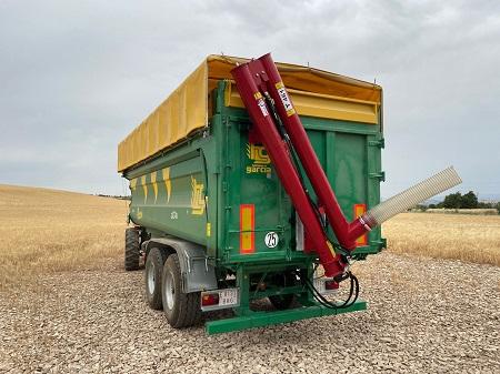 POM Augustow Sinfin para remolque 5,4m largo y 40-60 ton/hora - 3