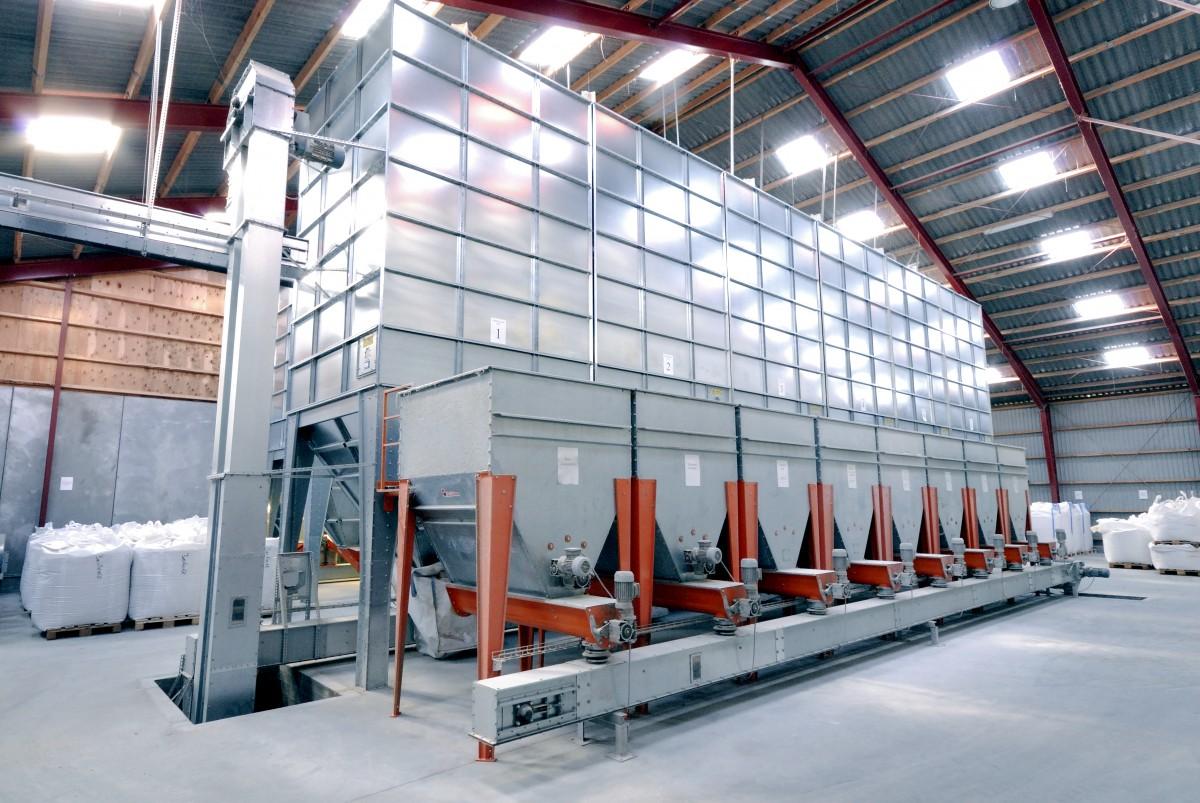 BM Silofabrik SILO MODULAR EN ACERO - 6