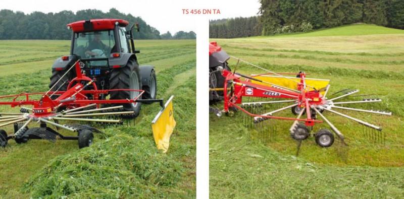 Foto 4 > TS 456 DN TA - 1 rotor / eje tándem