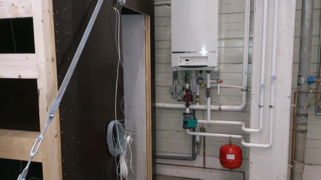 Calefacci n mooij agro calefacci n central - Sistema de calefaccion central ...