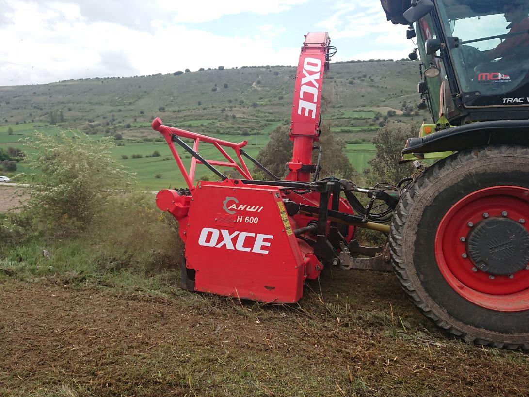 Trituradora de biomasa H600