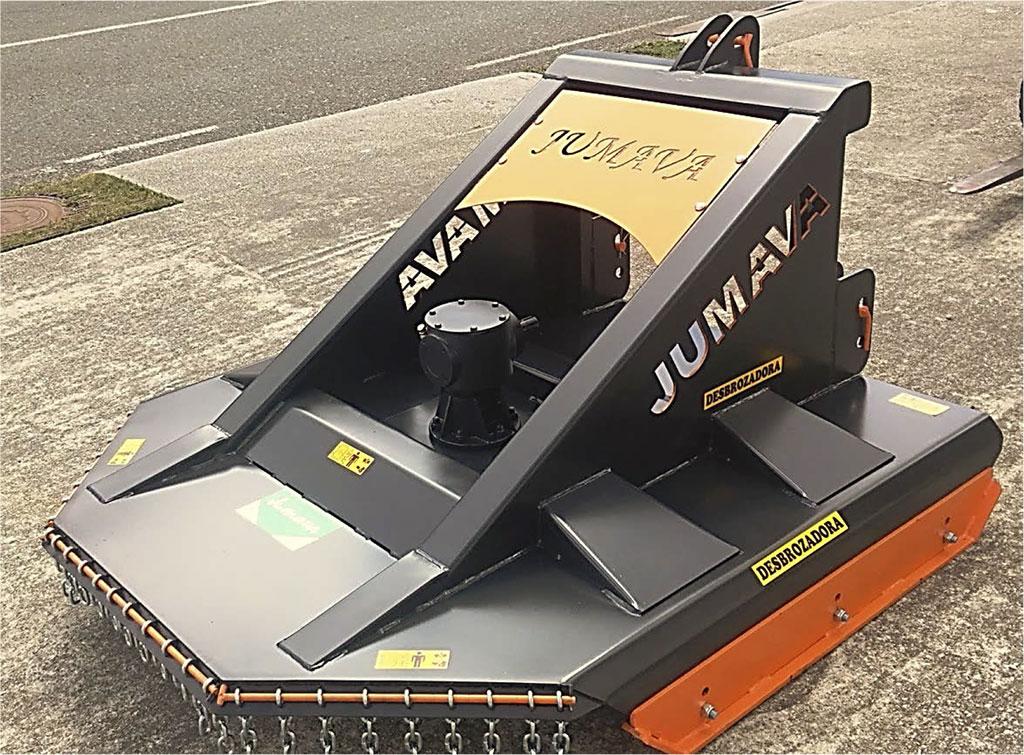 Desbrozadora VRJ - 5