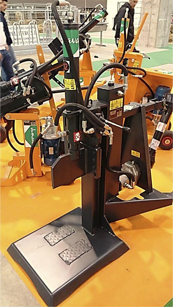 Astillador Vertical VA - 4