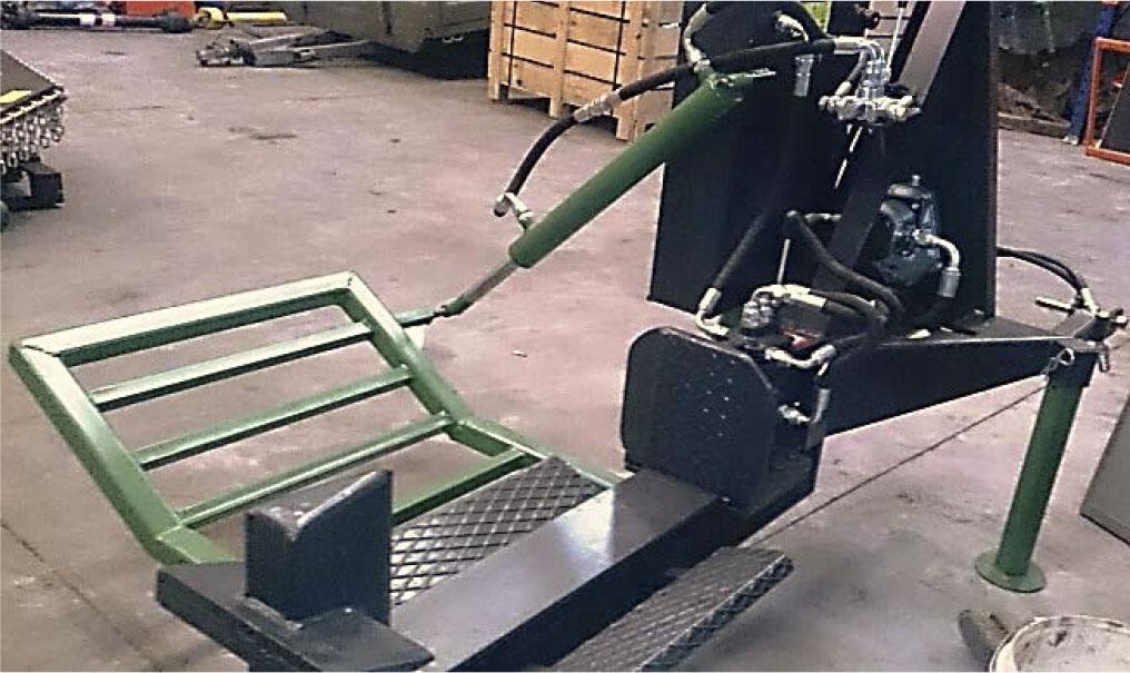 Astillador Horizontal VA - 3