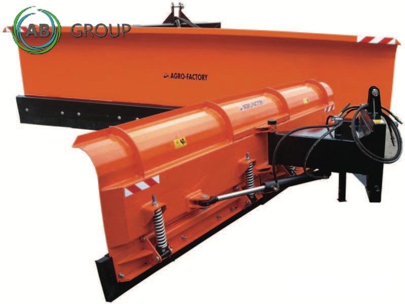 AGRO-FACTORY Quitanieves PV2HR300 - 2
