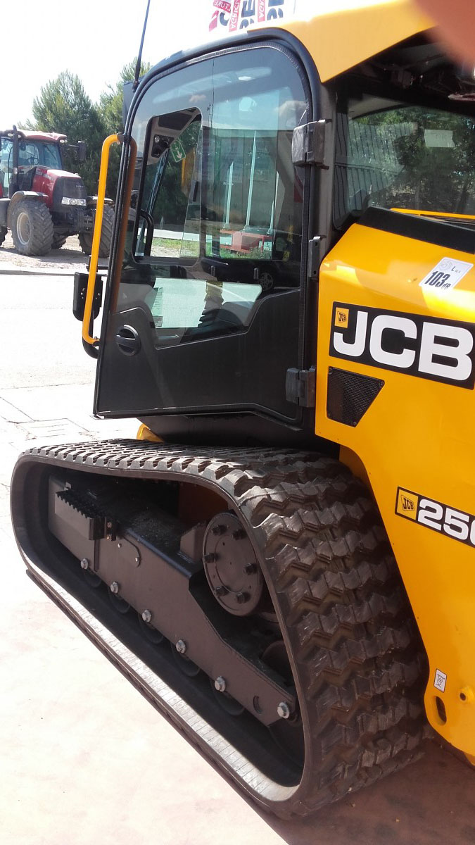 JCB Mini cargadora - 7