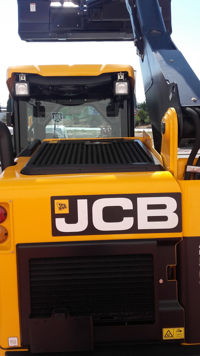 JCB Mini cargadora - 6