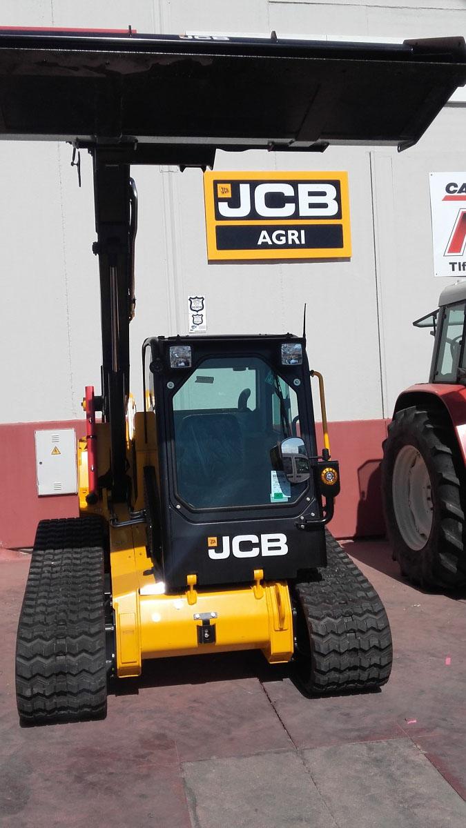 JCB Mini cargadora - 4